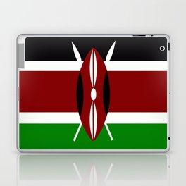 Flag of Kenya Laptop & iPad Skin