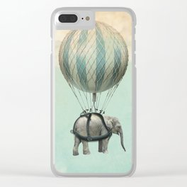 Jumbo (RM Clear iPhone Case