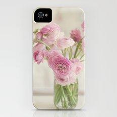 A Pastel Winter Slim Case iPhone (4, 4s)