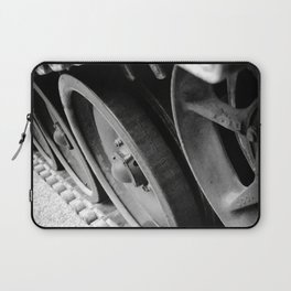 Tank Wheels Laptop Sleeve