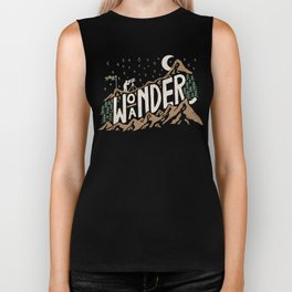 Wo/aNDER Biker Tank
