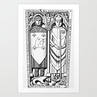 religious Art Prints featuring Religious Monuments by Ouijawedge