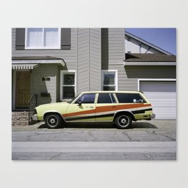 """""""lets send this weekend back to the future"""" Canvas Print"""