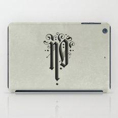 No iPad Case
