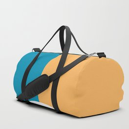Multicolor Cap Duffle Bag