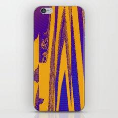 Digital Died/Mustard Jam iPhone Skin