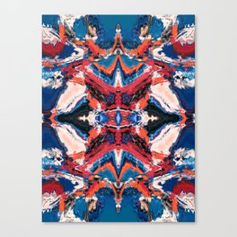 Higher Frequencies Canvas Print