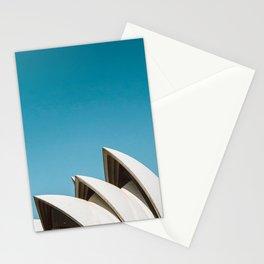 Sydney Opera House | Australia Minimalist Travel Photography Stationery Cards