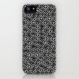 676 Síes iPhone Case
