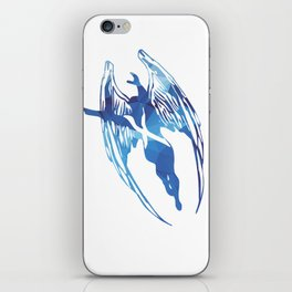 Angel #2 iPhone Skin