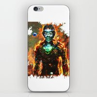 dead space iPhone & iPod Skins featuring dead space by ururuty