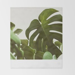 Verdure #5 Throw Blanket