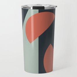 Abstrato Racional 01 Travel Mug
