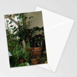 Over Grown Table Stationery Cards