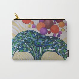 Music wave Carry-All Pouch