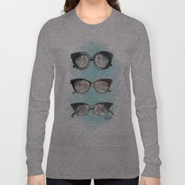 Trendy sunnies Long Sleeve T-shirt