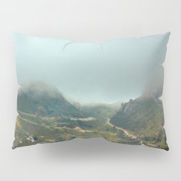 Peaks of Europe Pillow Sham