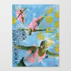 VACANCY zine - Illusion sentimentale Canvas Print
