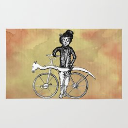 Bear's Bike Rug