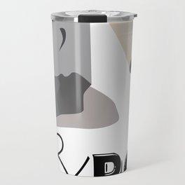 Rock and Roller Travel Mug