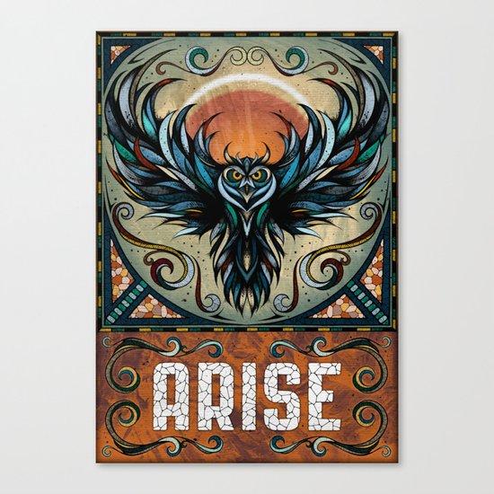 Arise Canvas Print