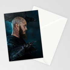 Odin's eyes Stationery Cards