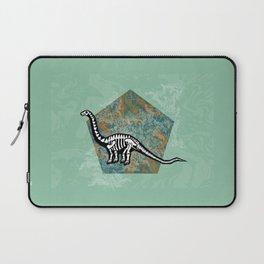 Brachiosaurus Fossil Laptop Sleeve