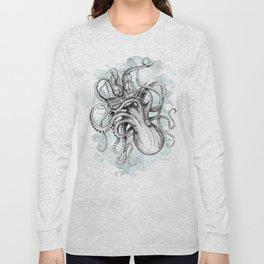The Baltic Sea - Kraken Long Sleeve T-shirt