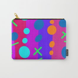 Party Time / Red Carry-All Pouch