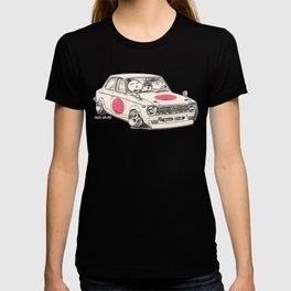 Crazy Car Art 0168 T-shirt
