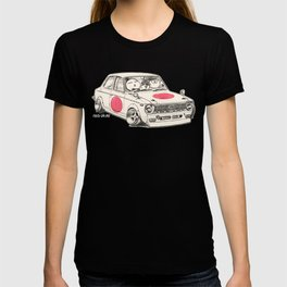 Crazy Car Art 0168 T-shirt