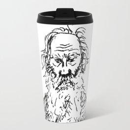 Tolstoy Travel Mug