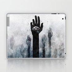 Hands & Eyes #Abstract Laptop & iPad Skin