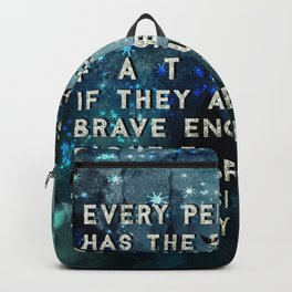 Change your fate Backpack