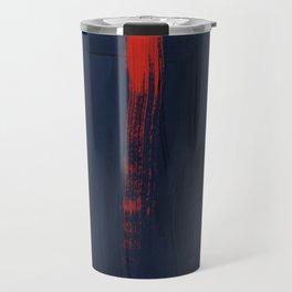 Paint Abstract 7 Travel Mug