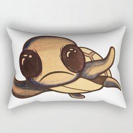 Turtle. Rectangular Pillow