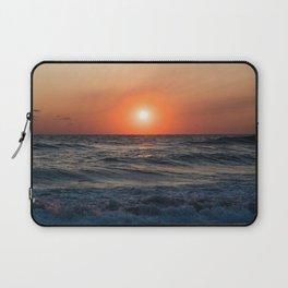 Canaveral Seashore Sunrise Laptop Sleeve