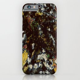 Epidote iPhone Case
