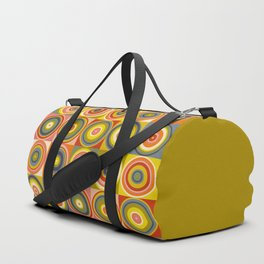 Imperfect Circles Duffle Bag