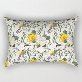 Trigger Happy Rectangular Pillow