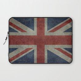 Union Jack (1:2 Version) Laptop Sleeve