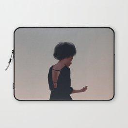 Hydra   Woman in a black dress   01 Laptop Sleeve