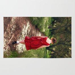 Solitary Walk. © J&S Montague. Rug