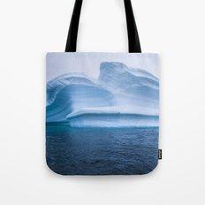 Visions of Blue Tote Bag