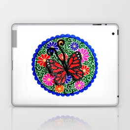 Red Butterfly Laptop & iPad Skin