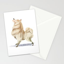 Samoyed Stationery Cards