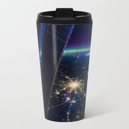 Moscow, Russia from ISS-30 Travel Mug