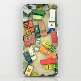 Traffic Jam iPhone Skin