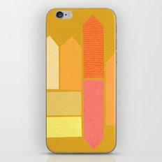 Blocks iPhone Skin