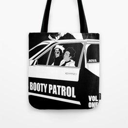 Booty Patrol Tote Bag